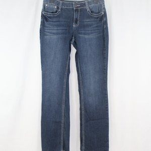 Earl Jean Medium Wash Barely Boot Jeans